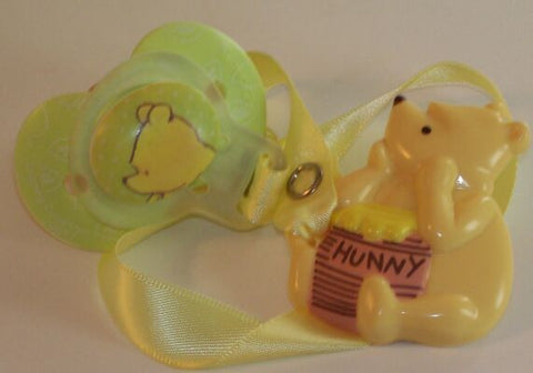 "<div style=""display: none;"">8580</div> dummy Pacifier & 3D Clip disney winnie NUK"