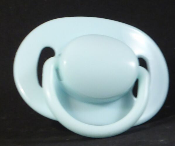 "<div style=""display: none;"">9360</div> dusky blue  dummy with Nuk teat"