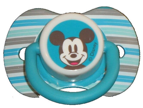 "<div style=""display: none;"">9204</div> MICKIE MOUSE stipey blue"