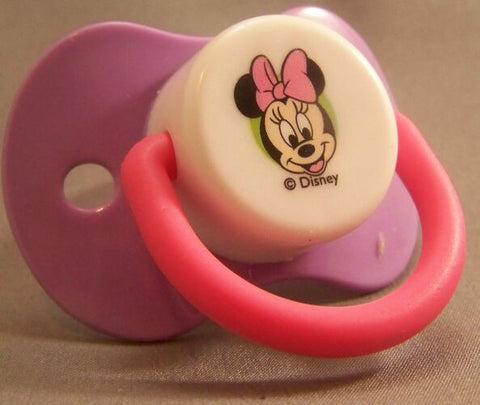 "<div style=""display: none;"">9212</div> MINNIE MOUSE mauve & pink"
