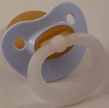 "<div style=""display: none;"">9814</div> light blue NUK 4/5 , Pacifier, Dummy, Soother,"