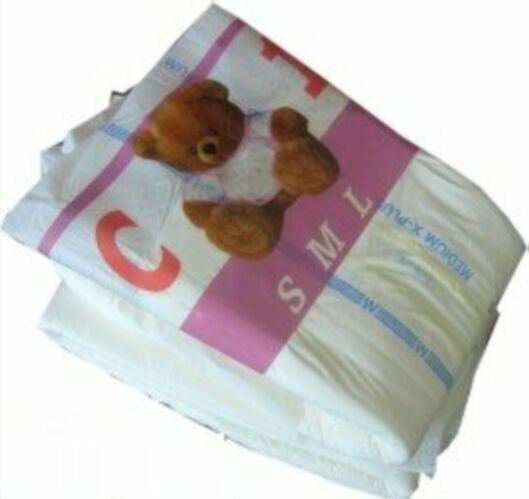 "<div style=""display: none;"">5198</div> Nursery disposable nappy diaper Medium (light)"