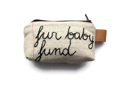 Fur Baby Fund Bag