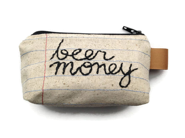 Beer Money Credit Card Case - Case Pack of 10 - Wholesale