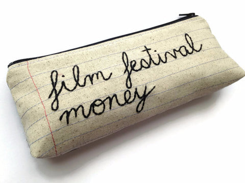 Film Festival Money Bag