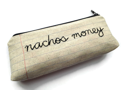 Nachos Money Bag