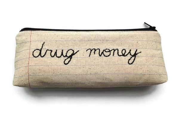 Drug Money Bag
