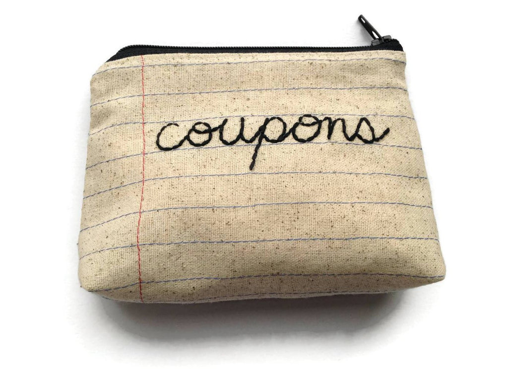 Coupons Bag