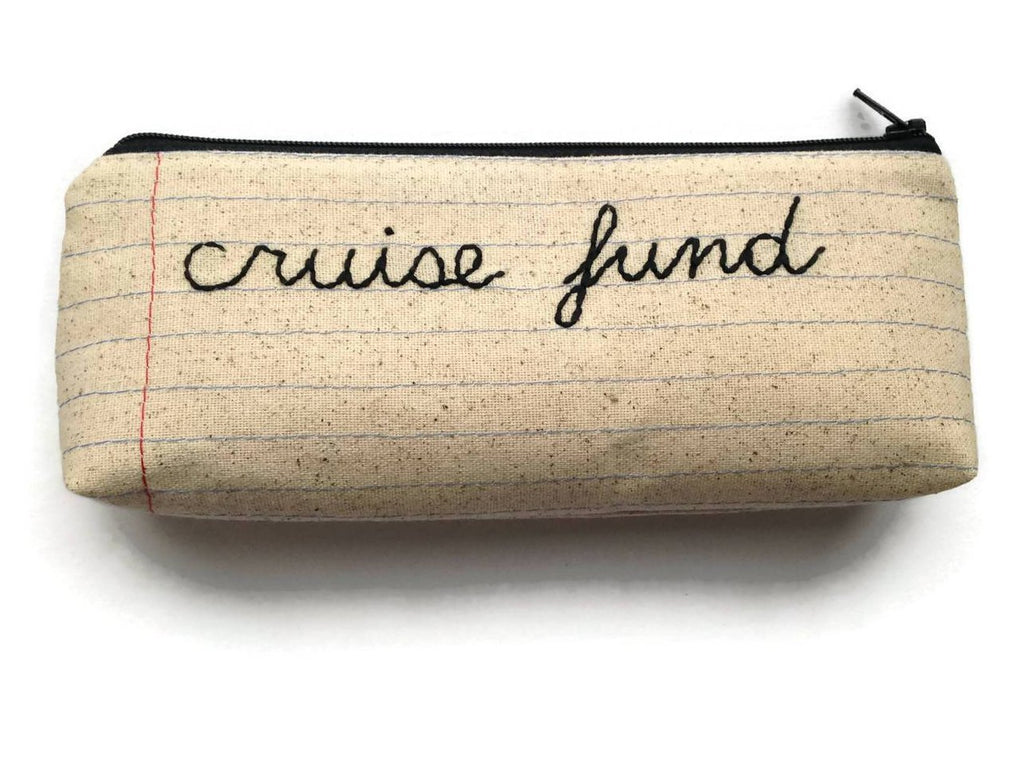 Cruise Fund Bag