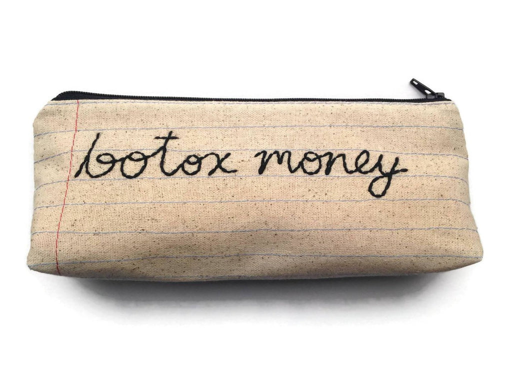 Botox Money Bag - Wholesale - Case Pack of 10