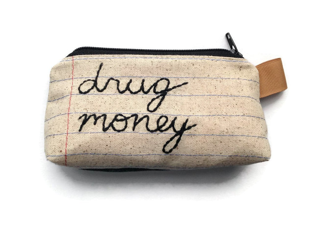 Drug Money Credit Card Case - Case Pack of 10 - Wholesale