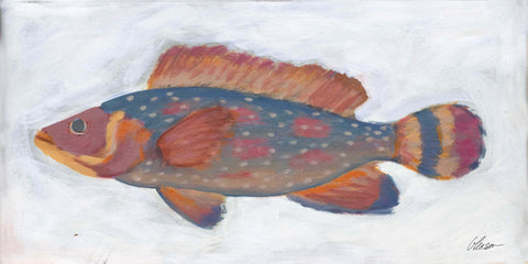 Gone Fishing- Rainbow Fish