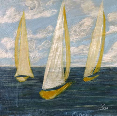 Sailboats Part 2:  The Race
