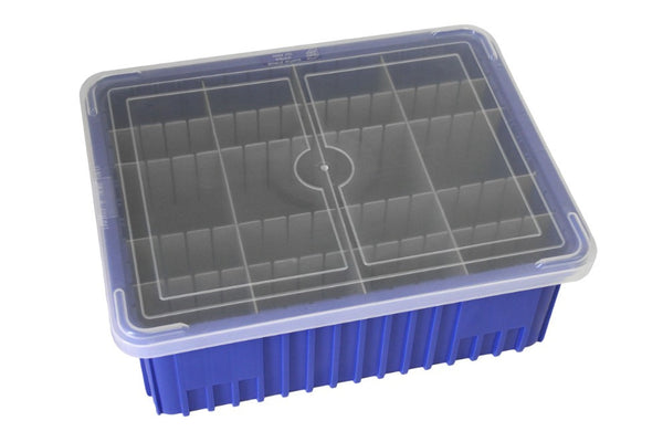10 7/8 x 8 1/4 x 5 - Dividable Grid Container