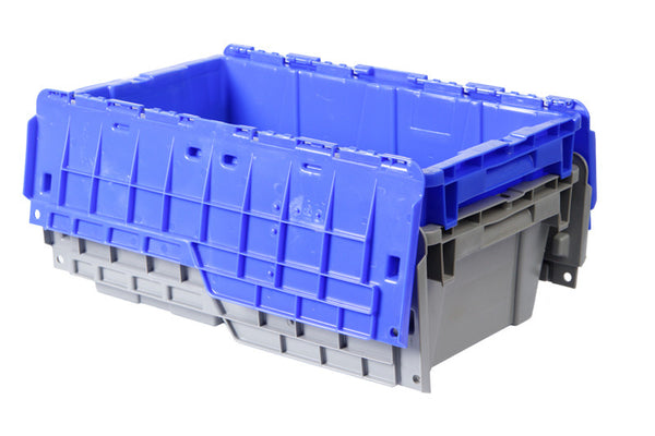 20 x 12 x 7 - Attached Lid Container
