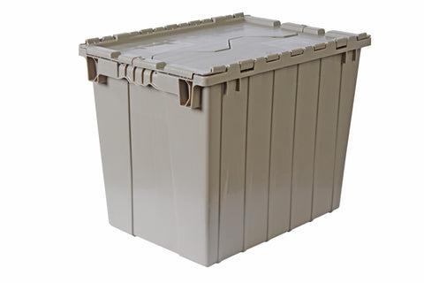21 x 15 x 17 - Attached Lid Container