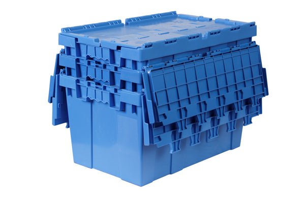 25 x 15 x 13 - Attached Lid Container
