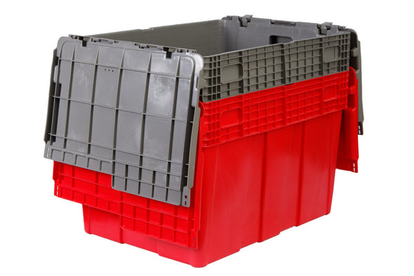 30 x 22 x 20 - Attached Lid Container