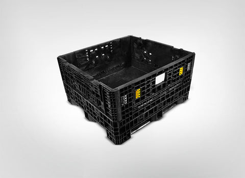 Collapsible Bulk Bins - 48x45x25