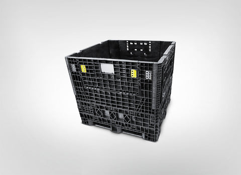 Collapsible Bulk Bins - 48x45x42