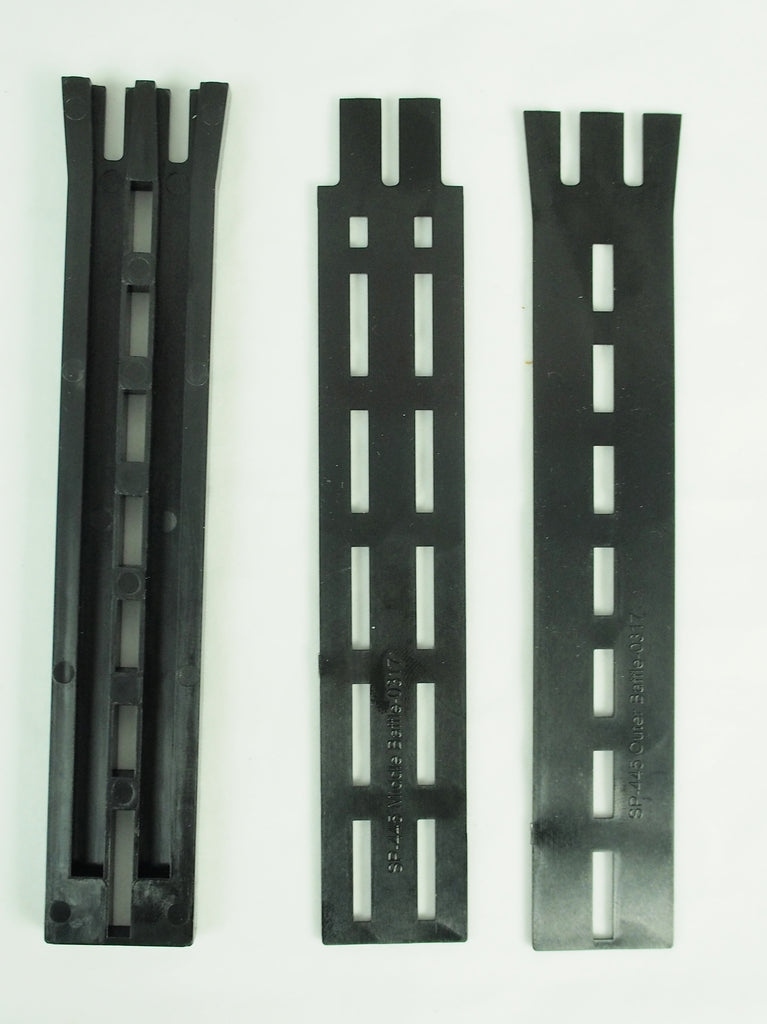 SP-445 Baffle set (Rack, middle and outer)