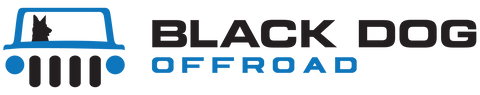 Black Dog Offroad Logo