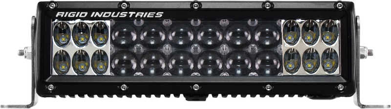 Rigid industries 10 e series led light bar black dog offroad aloadofball Gallery