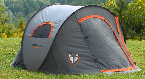 Rightline Gear Pop Up Tent Black Dog Offroad