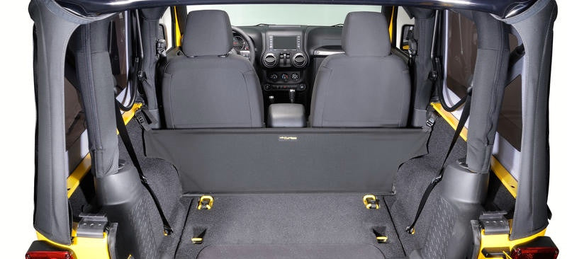 Dirtydog 4x4 Trench Cover For 07 16 Jeep Wrangler Jk 2