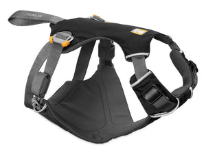 Ruffwear Load Up Harness - Vehicle Restraint - Black Dog Offroad
