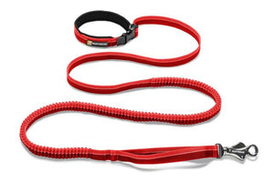 Roamer Leash - Red Currant - Black Dog Offroad