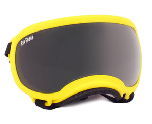 Rex Specs Dog Goggles X-Small - Yellow - Black Dog Offroad