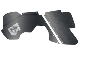 PREORDER NOW! Black Dog Offroad Inner Fender Kit - Black Dog Offroad