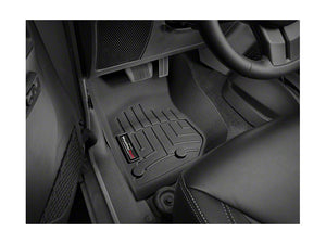 WeatherTech Digital Fit Front FloorLiner for 14-17 Jeep Wrangler & Wrangler Unlimited JK - Black Dog Offroad