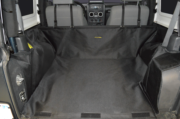 Jeep Wrangler Unlimited Seat Covers >> Dirtydog 4X4 Cargo Liner for Jeep Wrangler 2 Door - Black ...