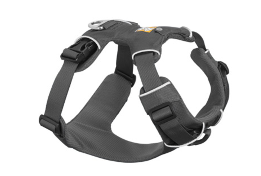 Front Range Harness - Twilight Gray - Black Dog Offroad