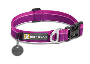 Hoopie Collar - Purple Dusk - Black Dog Offroad