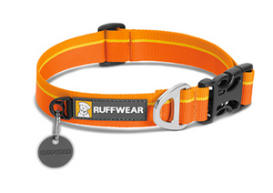 Hoopie Collar - Orange Sunset - Black Dog Offroad