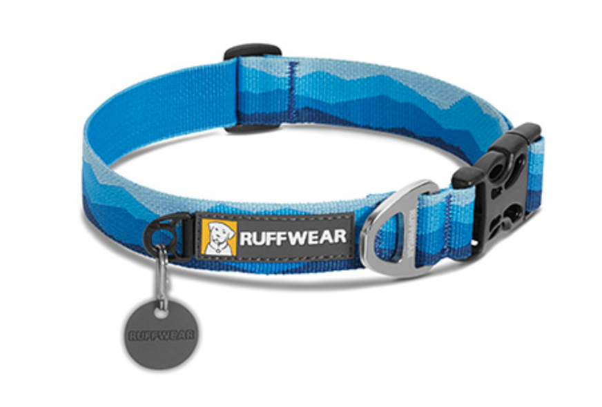 Hoopie Collar - Blue Mountains - Black Dog Offroad