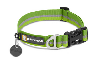 Crag Collar - Meadow Green - Black Dog Offroad