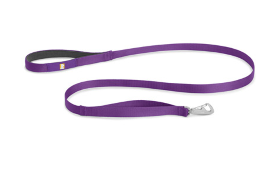 Front Range Leash - Purple - Black Dog Offroad