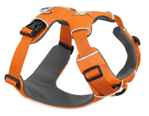 Front Range Harness - Orange Poppy - Black Dog Offroad