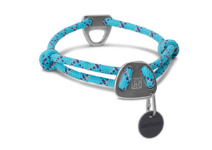 Knot-a-Collar - Blue Atoll - Black Dog Offroad