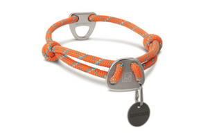 Knot-a-Collar - Orange - Black Dog Offroad