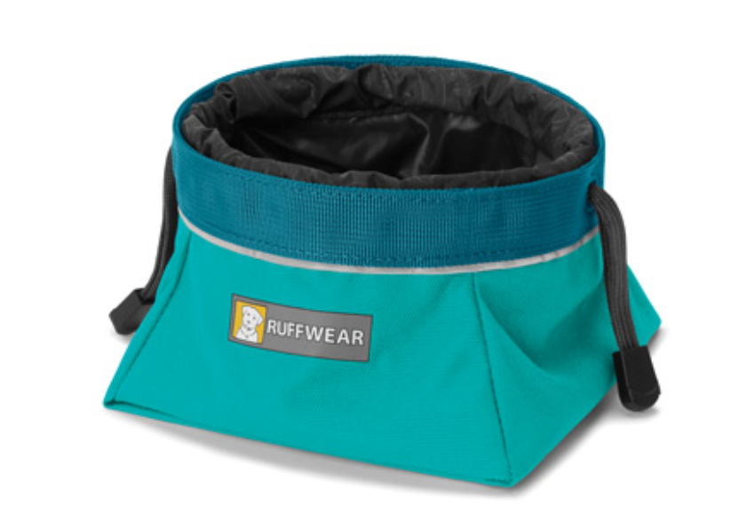 Quencher Cinch Top Bowl - Melt Water Teal - Black Dog Offroad