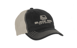 Black Dog Offroad Trucker Hat - Black Dog Offroad