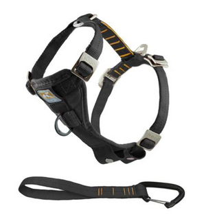 Kurgo Dog Harness - Crash Tested - Black Dog Offroad