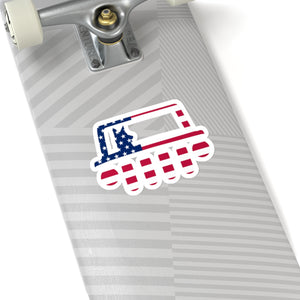 BDO 'Merica Sticker - Black Dog Offroad