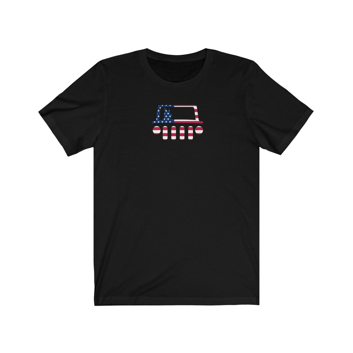 Black Dog Offroad 'Merica Tee - Black Dog Offroad