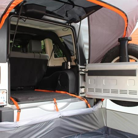 Rightline Gear Jeep Tent Black Dog Offroad